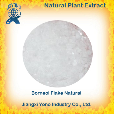 Borneol Flake Natural 99% Pharmaceutical Raw Material