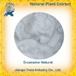 Natural D-camphor 98% BP2012 USP38